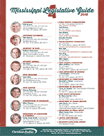 Mississippi Legislative Guide